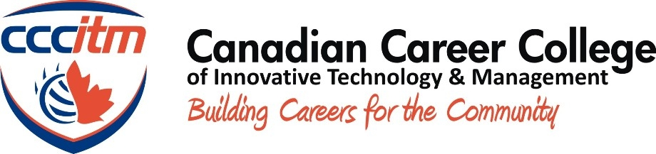 Canadian Career College of Innovative Technology and Management company